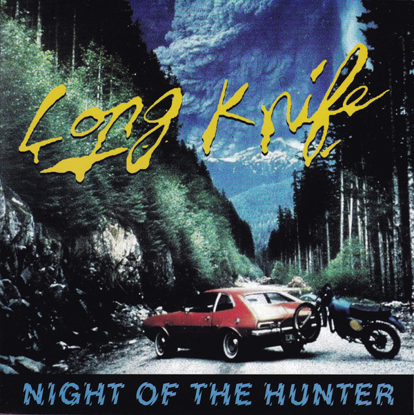 Long Knife - Night of the Hunter b​/​w Rough Liver 7""